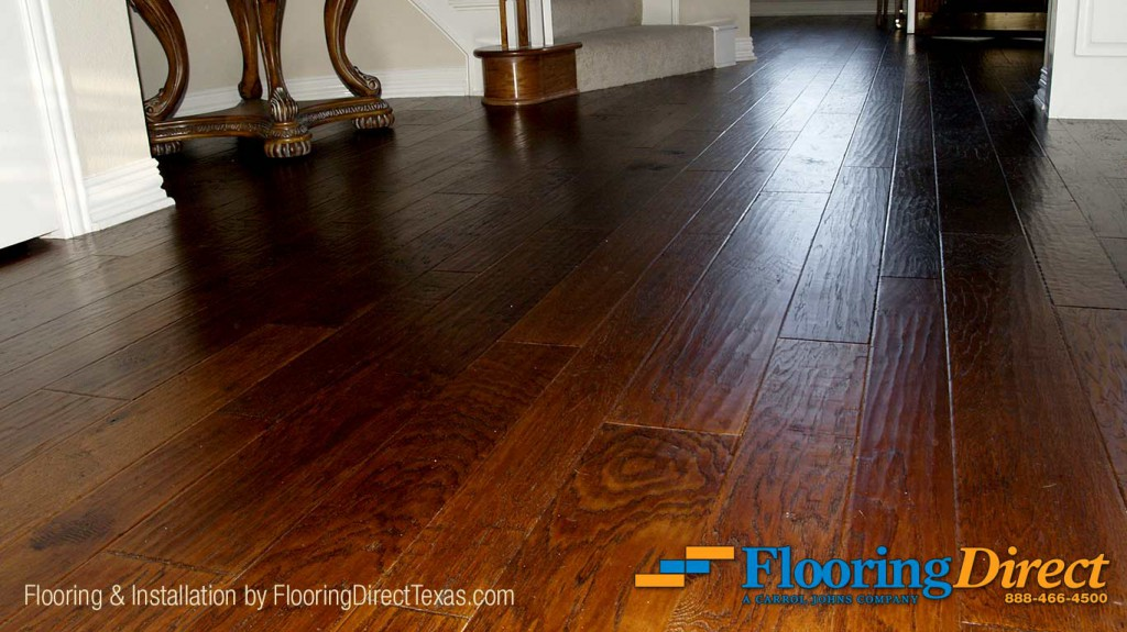 Wood flooring installation in garland flooring direct for Texas floors