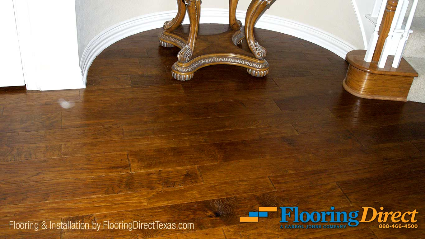 Earthwerks Hardwood Flooring Installation By Direct Texas