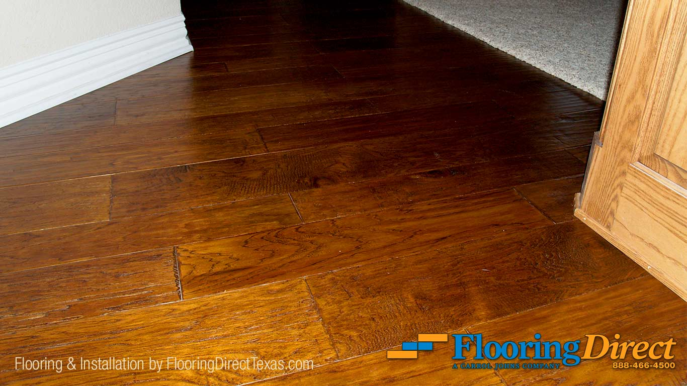 wood flooring installation in garland flooring direct