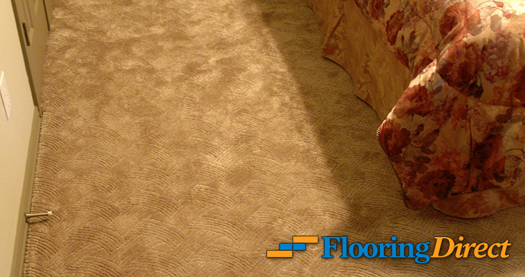 Carpet Flooring Install by Flooring Direct
