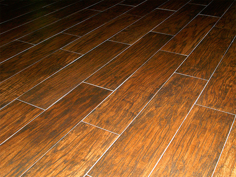 Discounted floor tile