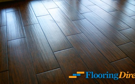 Wood-look Tile by Flooring Direct