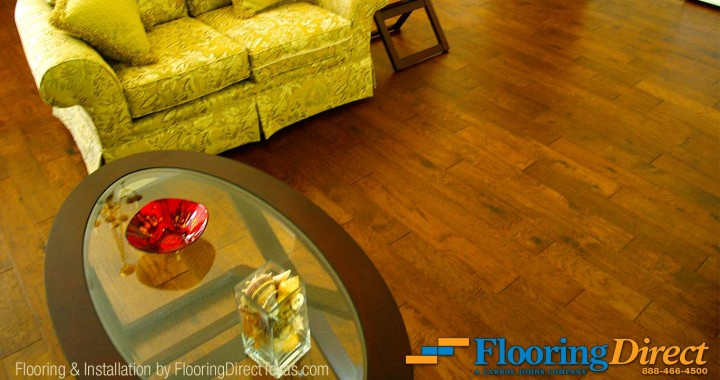Hardwood Flooring Install By Flooring Direct