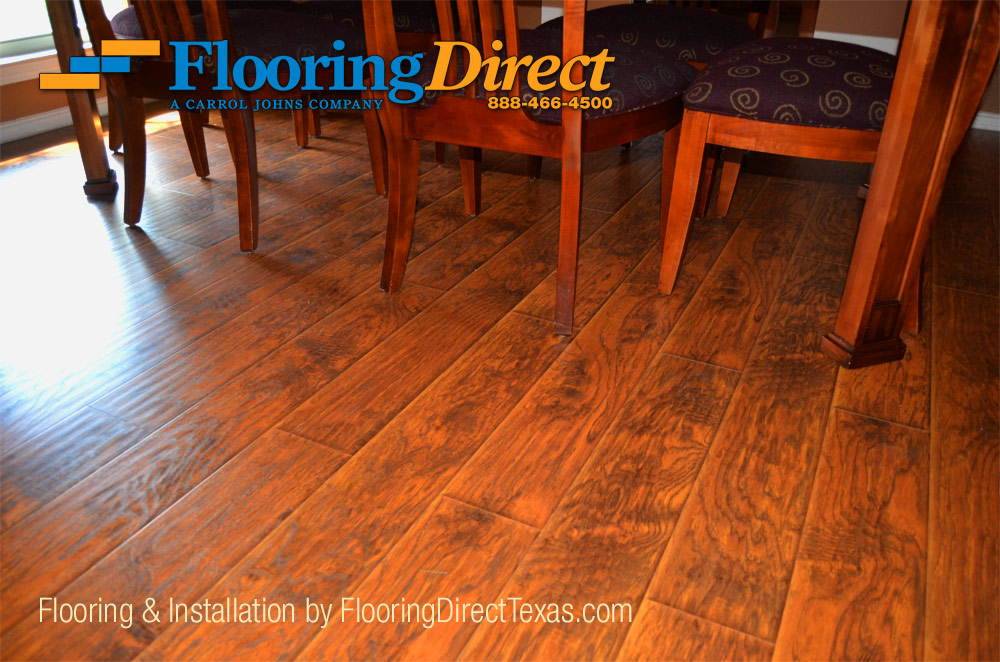 Wood-Look Laminate for all DFW Call Flooring Direct 888-466-4500