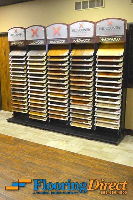 Hardwood By Hill Country Innovations at Flooring Direct Texas