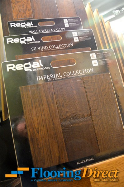 Collections By Regal Hardwoods At Flooring Direct