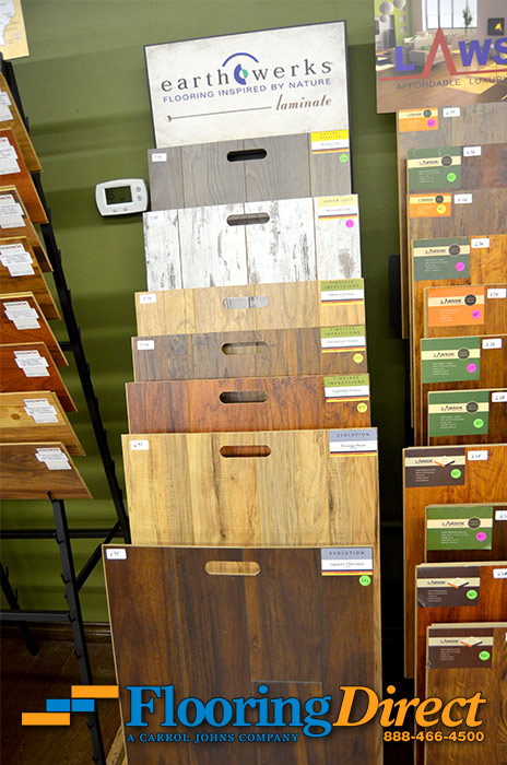 Laminate Flooring By Earthwerks At Flooring Direct Dallas Texas