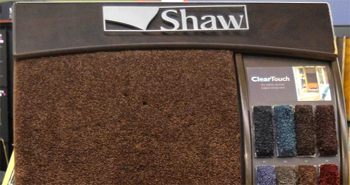 Shaw Carpet at Flooring Direct