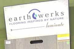 Wood Look Laminate Flooring By Earthwerks At Flooring Direct