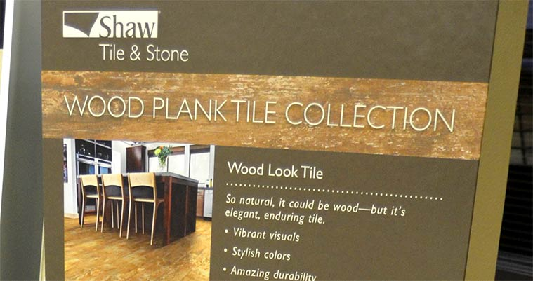 Shaw Wood Look Tile Collection