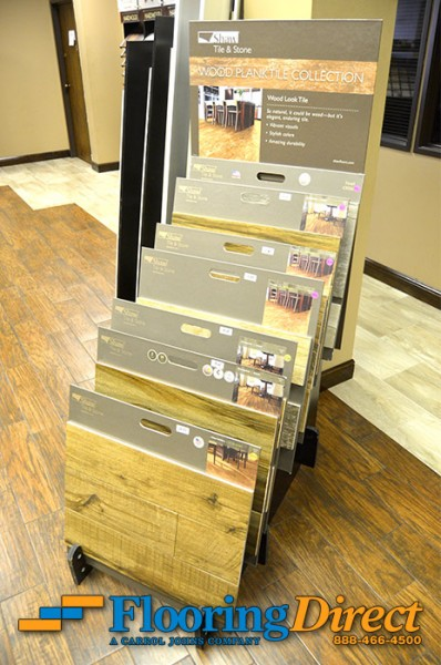 Wood Look Tile by Shaw