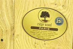 Hardwood Flooring by Ridge Wood