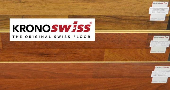 Kronoswiss Wood-Look Laminate Flooring
