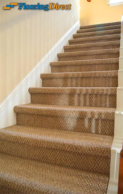 Carpet Runner Installation By Flooring Direct