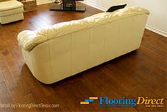 Hardwood Flooring Install in Plano Texas by Flooring Direct