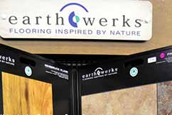 Vinyl Plank Flooring by Earthwerks