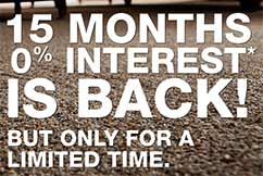 15 Months No Interest Is Back But Only For A Limited Time Featured