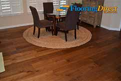 Hardwood Floor Installers Flooring Direct in Dallas Dining Room
