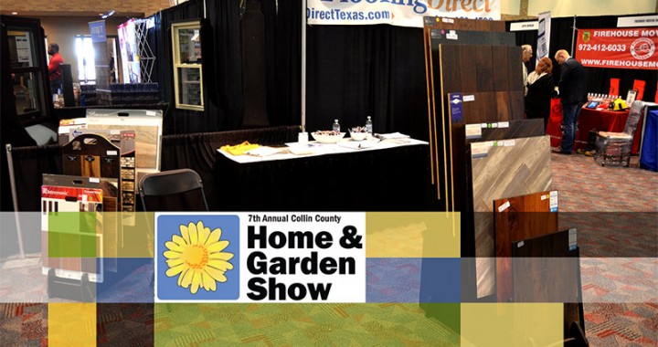 7th Annual Collin County Home Garden Show Flooring Direct