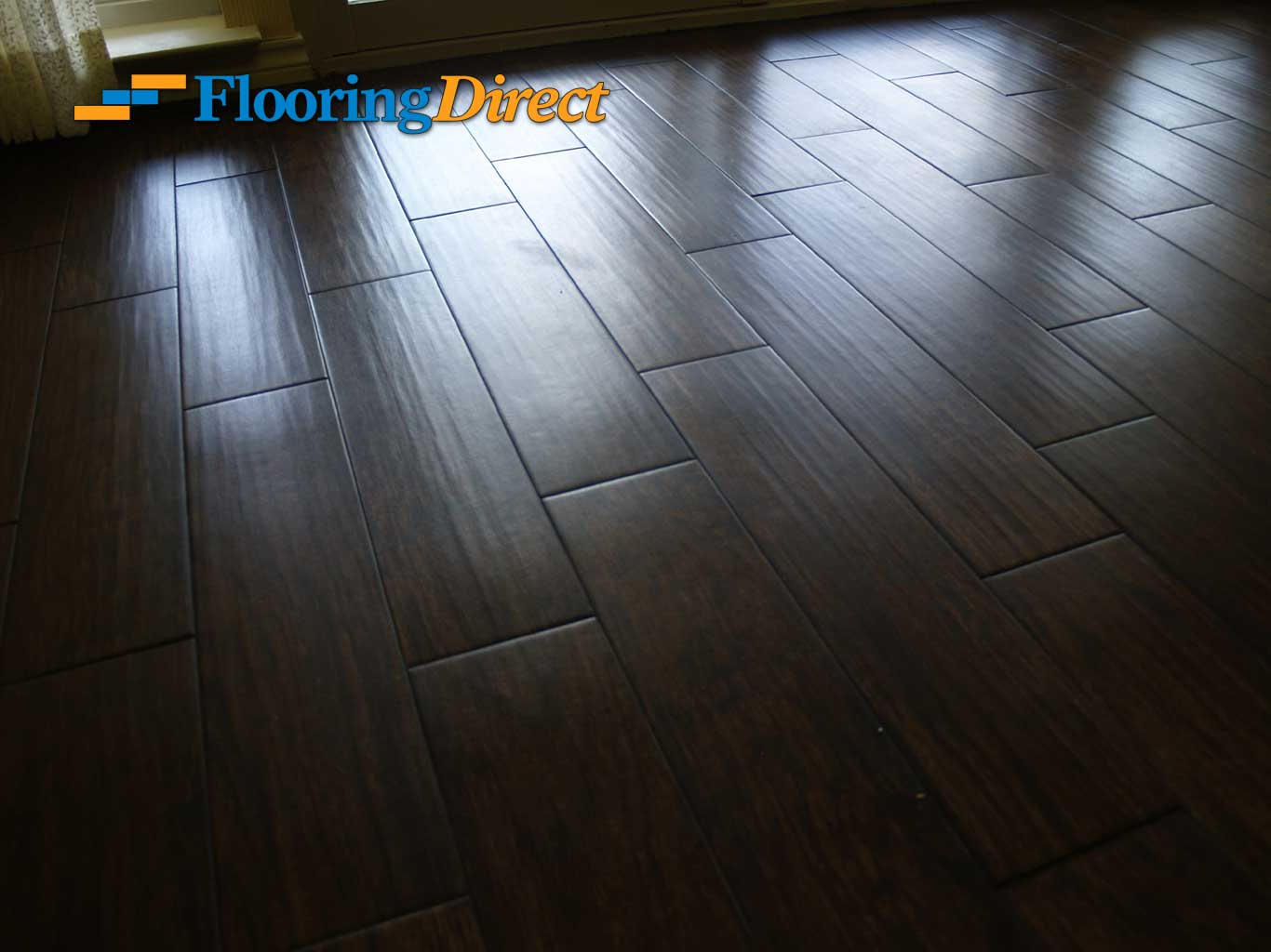 Wood-look Tile Flooring by Flooring Direct serving all of DFW including Ft Worth