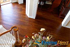 Hardwood Flooring Install By Flooring Direct in Garland Texas Residence