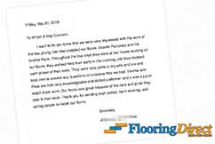 Flooring Installers Skilled Hard-working, and Caring