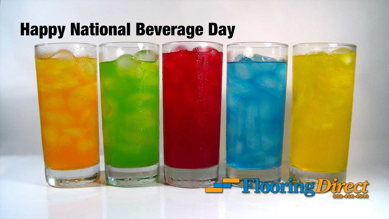 National Beverage Day 2016 Flooring Direct