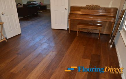 Hardwood Floor Installation by Flooring Direct
