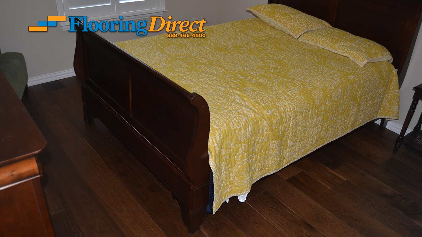 Hardwood Floor Installers Flooring Direct in Dallas Bedroom