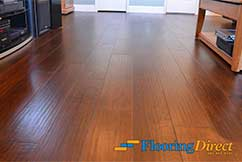 Flooring Direct Hardwood-look Tile Flooring installation McKinney TX