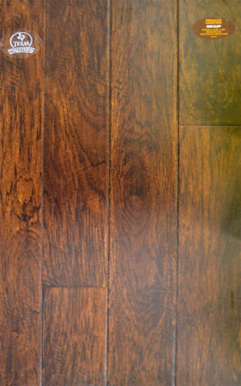 Laminate Flooring Texas Tradition Pinnacle Oak Cliff