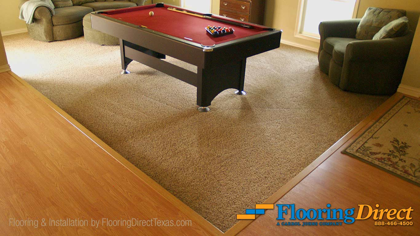 Carpet Flooring Sales and Install in Carrollton, Texas by Flooring Direct Dallas