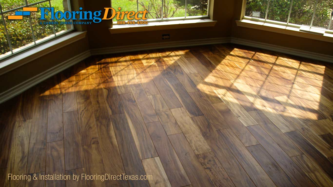 Coppell Hardwood Flooring Sales and Installation by Flooring Direct Texas