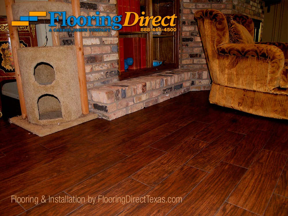Wood Look Tile Is Pet And Fireplace Safe Flooring Direct