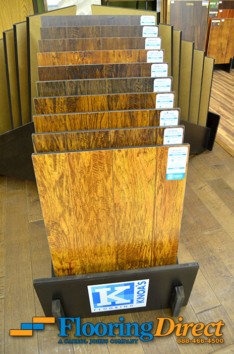 Wood-look Laminate by Knoa's at FlooringDirectTexas.com