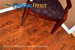 Wood-Look Laminate By FlooringDirectTexas.com