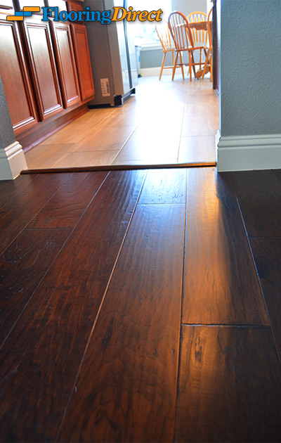 Hardwood and Tile from Flooring Direct in Dallas