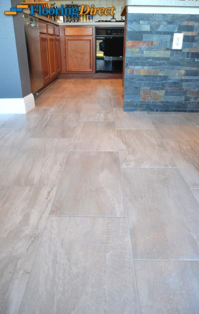 Tile and Stone Installed by Flooring Direct