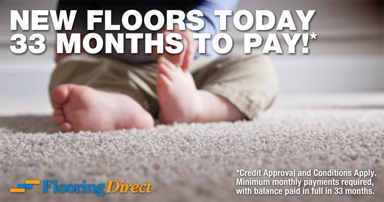 Flooring Direct Easy Financing 33 Months To Pay Carpet 1.98 Square Foot