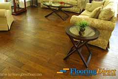 Hardwood Flooring in Plano Texas Residence By FlooringDirectTexas.com