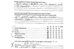 Flooring Direct Review Quick Clean Great Job