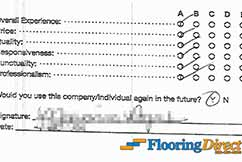 Flooring Installers Straight-A Review
