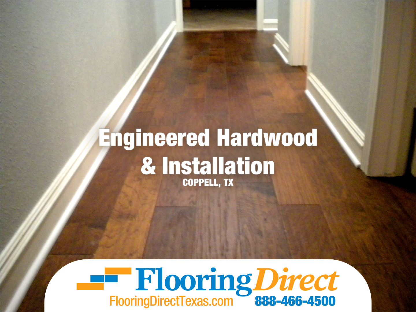 Engineered Hardwood And Installation Coppell TX Flooring Direct 888-466-4500 WS1