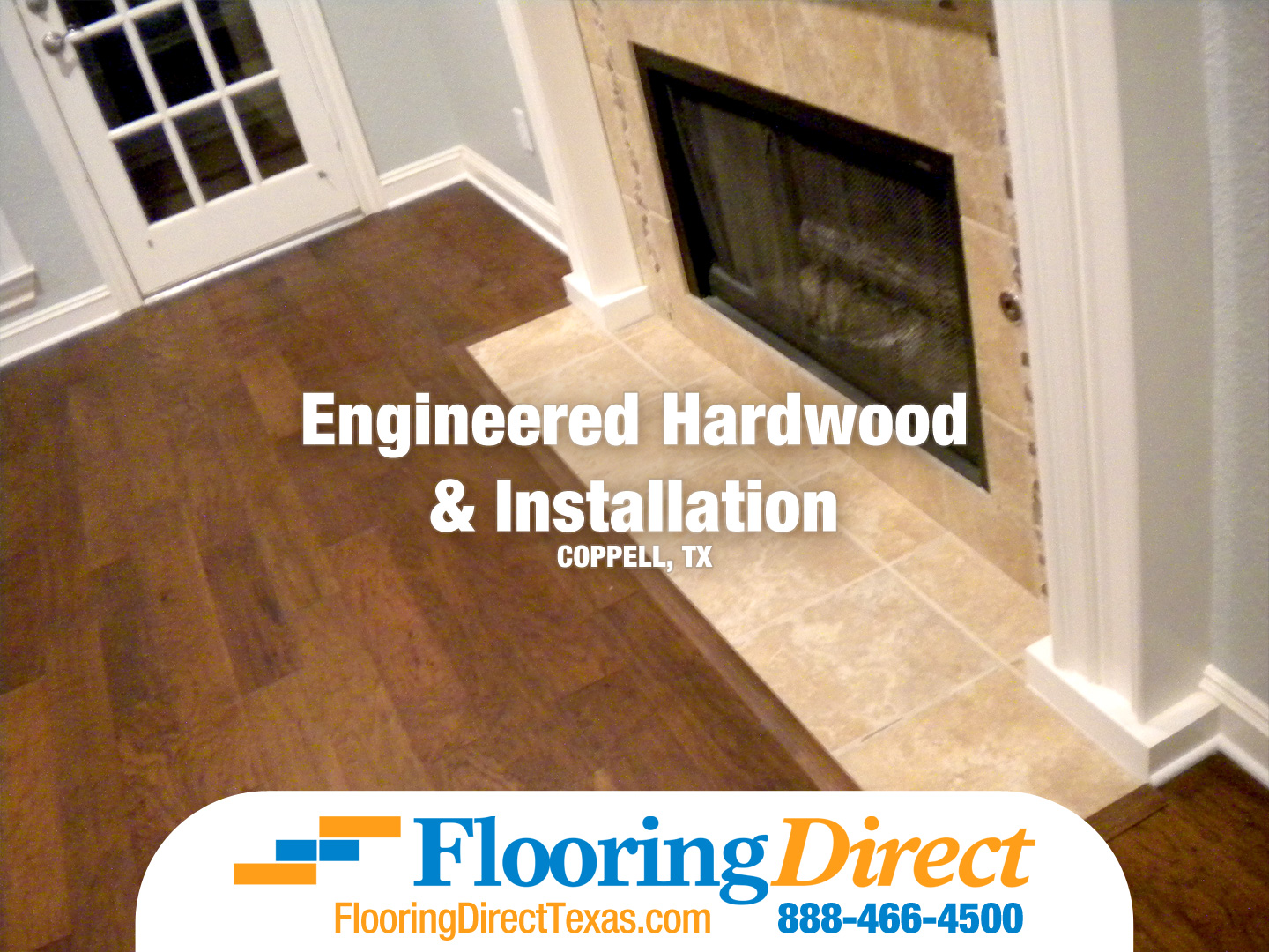 Engineered Hardwood And Installation Coppell TX Flooring Direct 888-466-4500 WS2