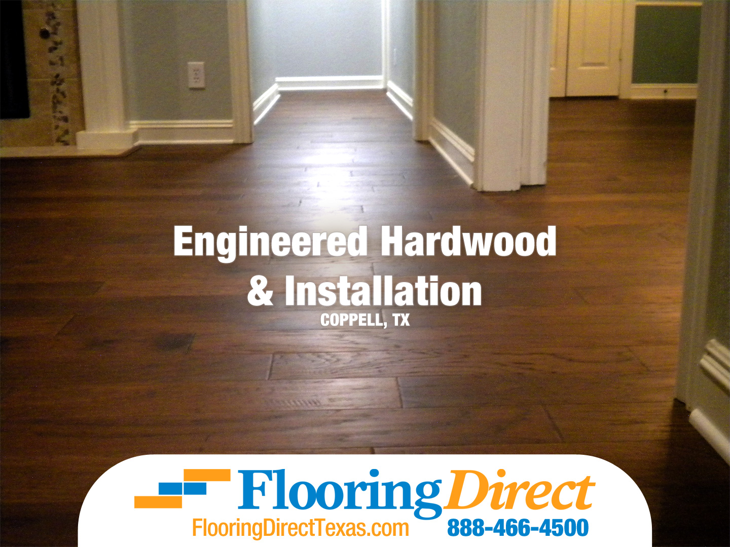 Engineered Hardwood And Installation Coppell TX Flooring Direct 888-466-4500 WS3