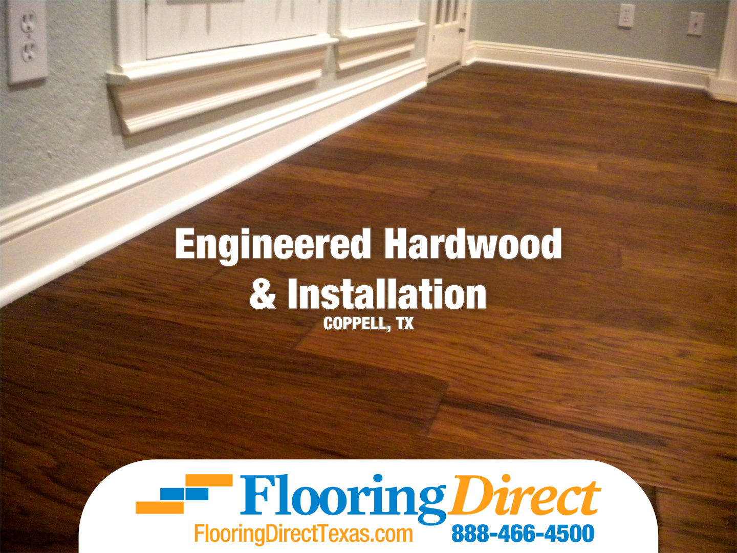 Engineered Hardwood And Installation Coppell TX Flooring Direct 888-466-4500 WS4