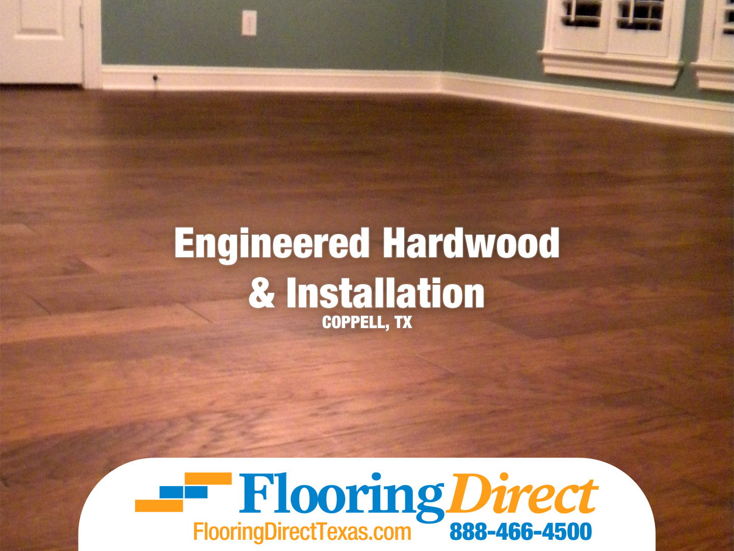 Engineered Hardwood And Installation Coppell TX Flooring Direct 888-466-4500 WS5