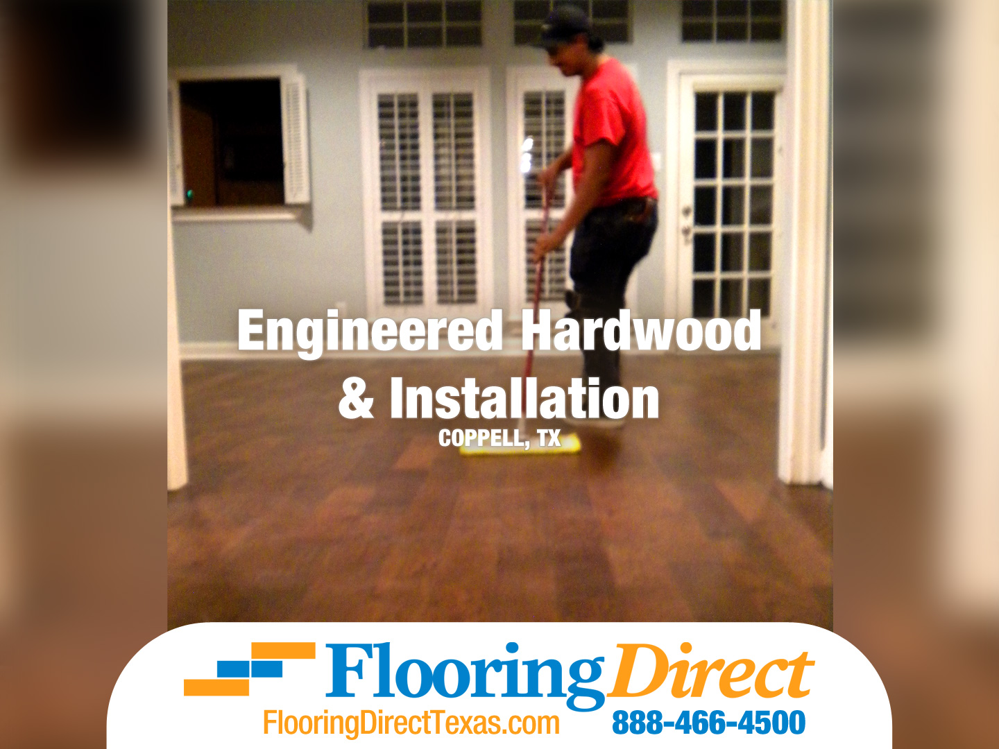 Engineered Hardwood And Installation Coppell TX Flooring Direct 888-466-4500 WS6
