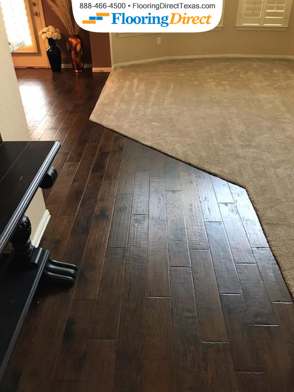 Hardwood And Carpet S Installation In Hickory Creek