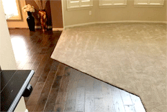 hardwood and carpet installation flooring direct 888-466-4500